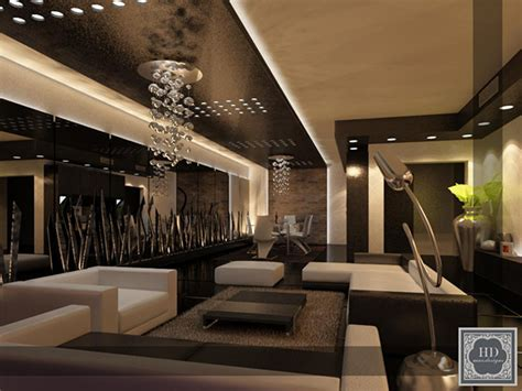 Banquet Interior Design Ideas by Modern Design Of An Apartment Reception On Behance