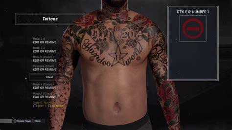 tattoo prices nba 2k18 nba 2k17 best tattoo s ever hunddoooo world tutorials