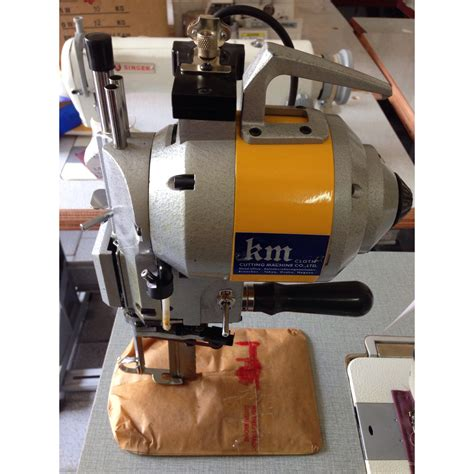 Mata Solder Runcing Potong Kain jual mesin potong bahan kain km 10inch harga murah jakarta oleh toko sinar tiga mesin jahit