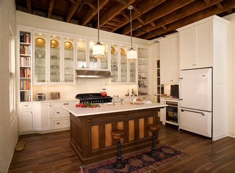 Vintage Modern Loft   Traditional   Kitchen   other metro