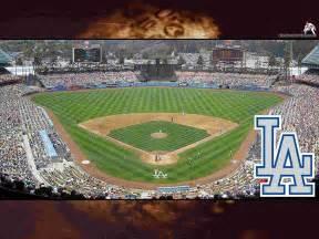 Dodge Stadium Dodger Stadium Wallpaper Baseball Sport Wallpaper