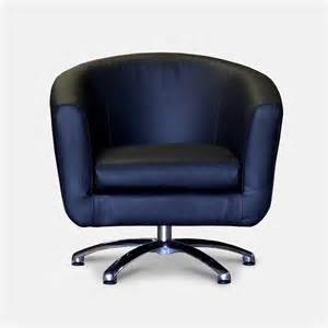 black leather swivel tub chair moco loco submissions