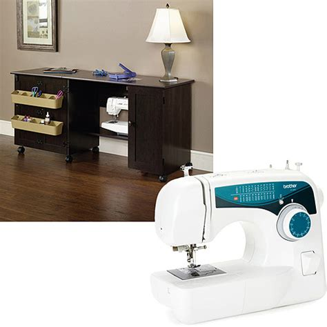 Sauder Sewing And Craft Table by Sauder Sewing Craft Table And Xl 2600i Sewing