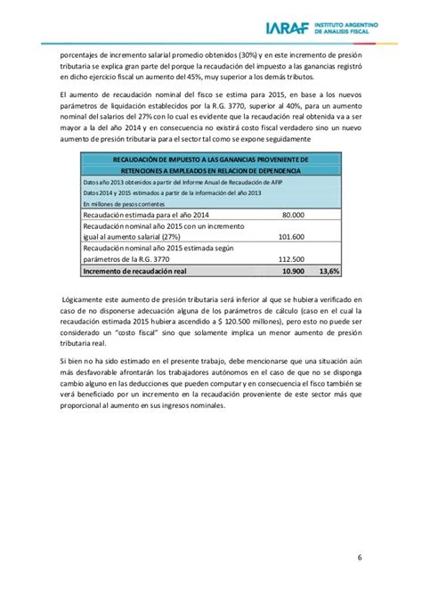 impuesto a las ganancias 2015 en 2015 por impuesto a las ganancias de trabajadores