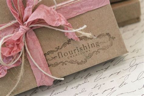 adorable shabby chic gift wrapping beautifully wrapped