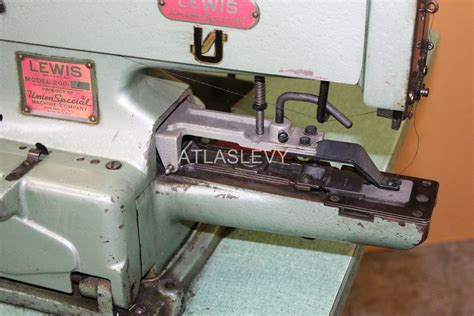 sewing machine for curtain making drapery tacking luwis sewing machine tag 4125