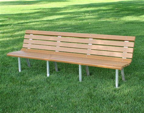 heavy duty park benches heavy duty recycled park bench recycled park benches