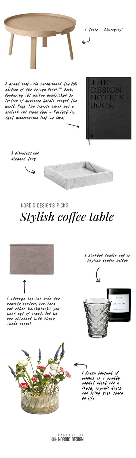 style a coffee table 10 tips on how to style your coffee table nordicdesign