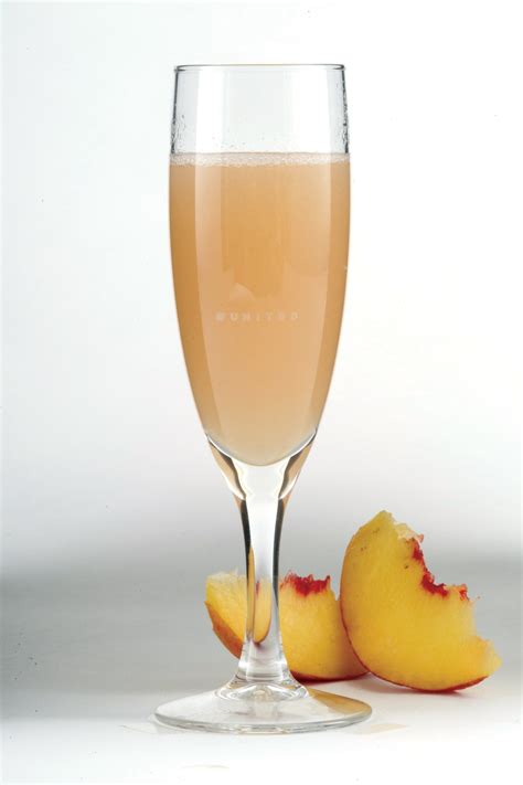 bellini cocktail recipe the world in a glass