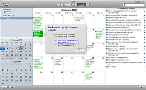 I Calendar Icalendar Integration 5pm