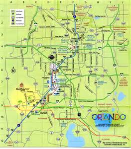 orlando florida on the map orlando florida city map orlando florida mappery