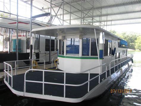 houseboats used used 1969 seagoing houseboat kimberling city mo 65686