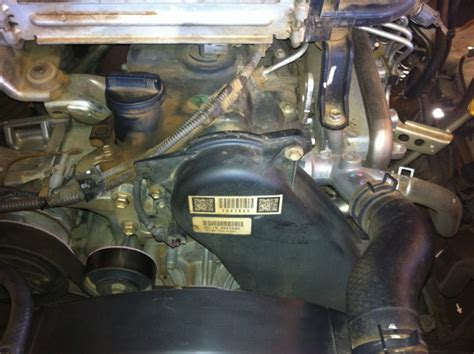 Timing Belt Innova Fortuner Hilux Diesel how to replace the waterpump and timing belt on a hilux d4d