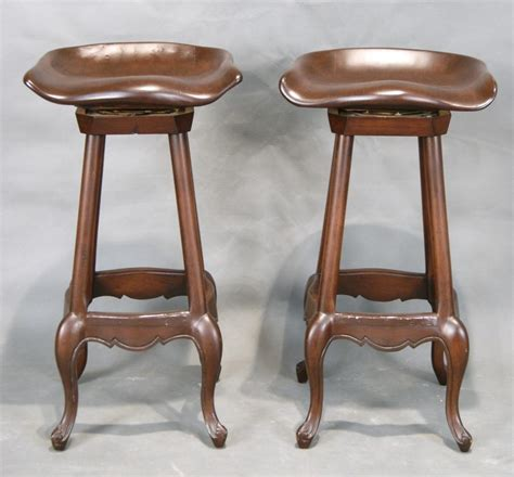wooden tractor seat bar stools nz furniture iron backless stool with wooden tractor seat