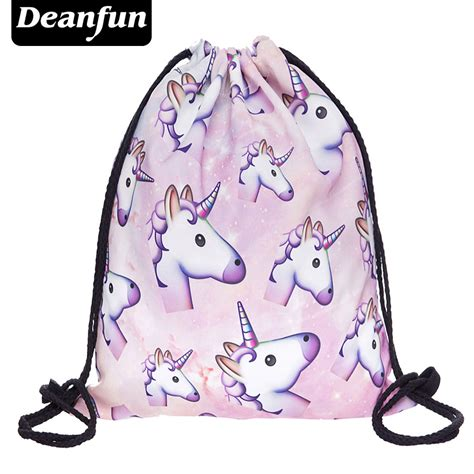 aliexpress unicorn aliexpress com buy deanfun 3d printing schoolbags