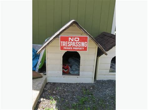 Heavy Duty Large Dog House Outside Nanaimo Nanaimo Mobile