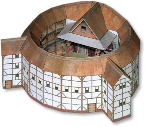 file theatre of pompey 3d cut out png from shakespeare s globe to sir christopher wren s st paul