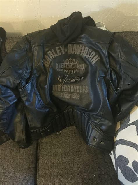 Harley Davidson 6295 Black Black Leather For harley davidson black leather jacket harley davidson forums