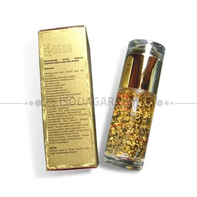 Serum Deoonard Gold serum deoonard gold miracle bright 40ml isodagar