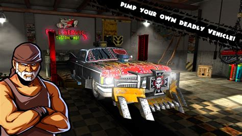 design your dream car game death tour racing action game android apps on google play