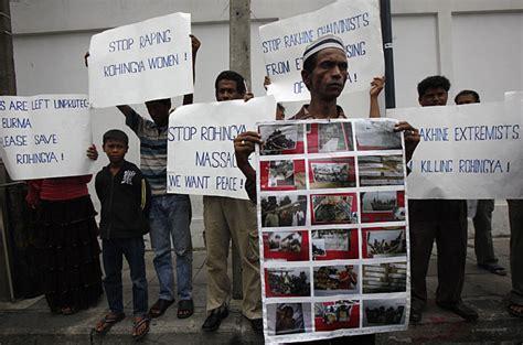 the rohingyas inside myanmar s genocide books the rohingya a humanitarian crisis myanmar al jazeera