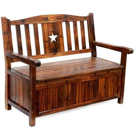 bench with storage solid wood storage bench with baskets