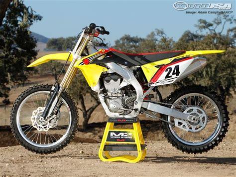 Suzuki 450cc Motorcycle 2012 Suzuki Rmz 450 Moto Zombdrive