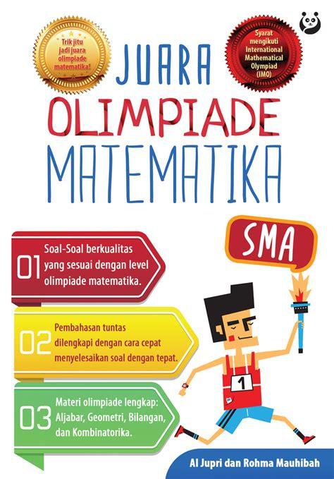 Buku Asyik Belajar Matematika 3 4 Satu Set Murah bicara matematika mathematics for all