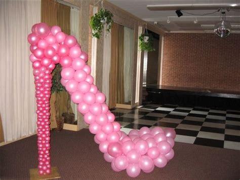 high heel themed high heel shoe centerpieces baltimore s best events