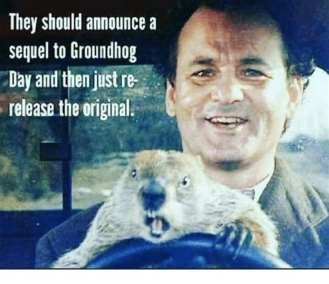 groundhog day you don t me prior probability