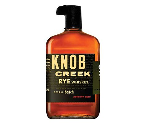 Knob Creek 100 by Best Whiskey Brands Listsforall