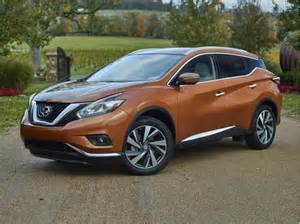 Nissan Murano Images 2015 Nissan Murano Pictures Photos Gallery The Car