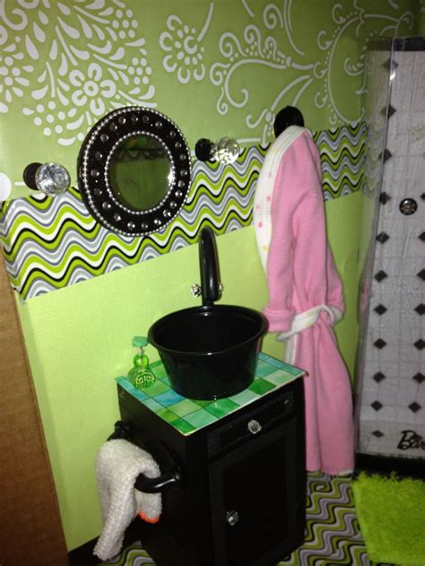 my froggy stuff bathroom 238 best miniature bathrooms images on pinterest doll