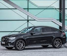 Crossover Mercedes Mercedes Amg Glc43 Coupe Is One Powerful Crossover The