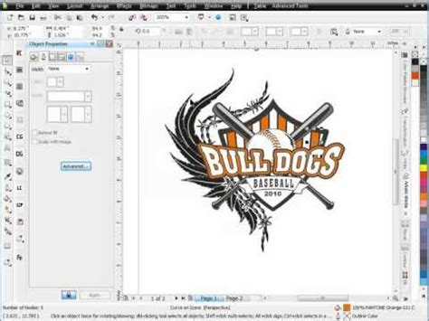 The Secret Of Coreldraw Madcoms secrets of brushes corel draw tutoriald session 8
