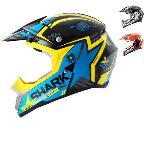 Shark Sx2 Wacken Motocross Helmet Motocross Helmets