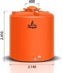 Tangki Air Penguin Kapasitas 1050 Liter Tb 110 tangki silinder penguin tb 800