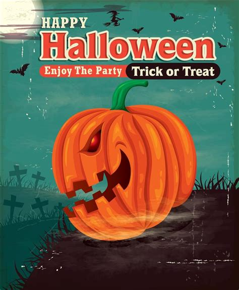 design halloween poster 5 free halloween party designs for graphic designers vectors