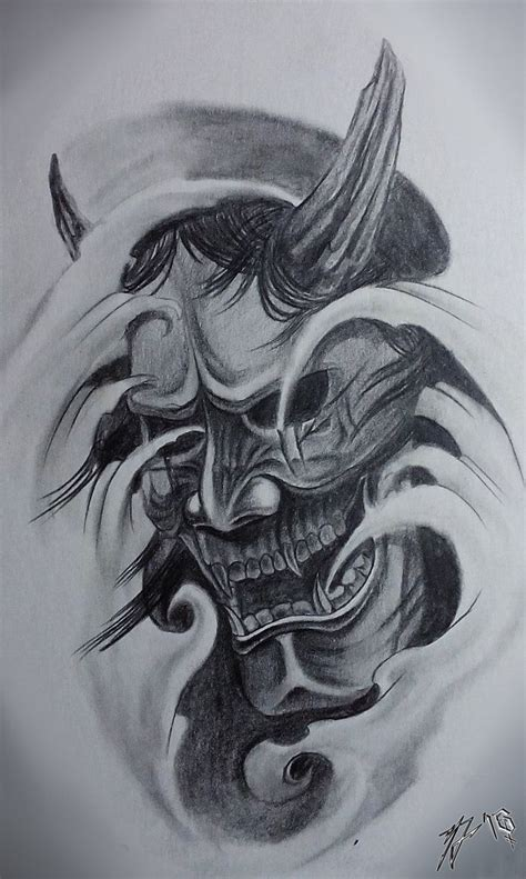 oni demon tattoo designs best 25 oni ideas on japanese