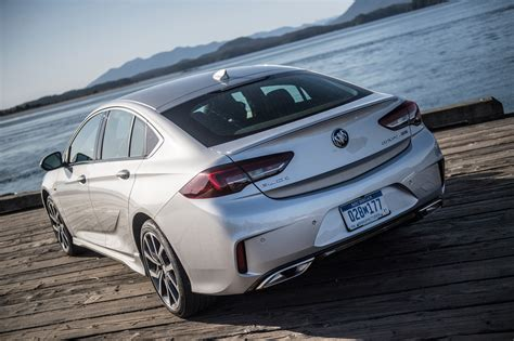 2019 Buick Regal Sportback by Drive 2019 Buick Regal Sportback Exhausted Ca