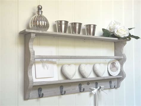 shabby chic wooden wall unit amazing grace interiors