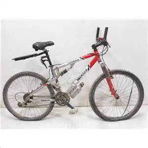 Nissan Xterra Bike K2 Nissan Xterra S Mountain Bike Property Room
