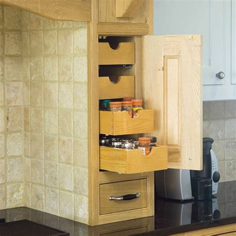 Storage Space Saving Ideas Space Saving Kitchen Storage Kitchen Design Decorating