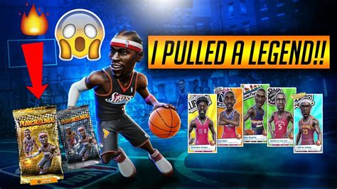 Mba Playgrounds How To Get Packs nba playgrounds pack opening