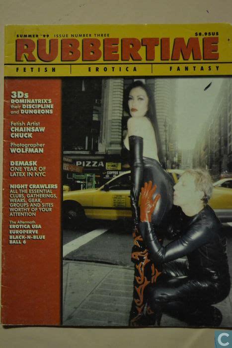rubber st magazines rubberist 3 rubberist catawiki