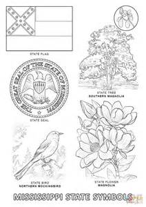 State Symbols Coloring Pages alabama state symbols coloring pages coloring pages