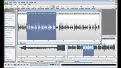 tutorial wavepad sound editor pdf wavepad sound editor tutorials youtube