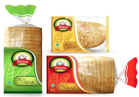 Desain Kemasan Roti Tawar | galeri desain kemasan plastik untuk roti tawar roti mani