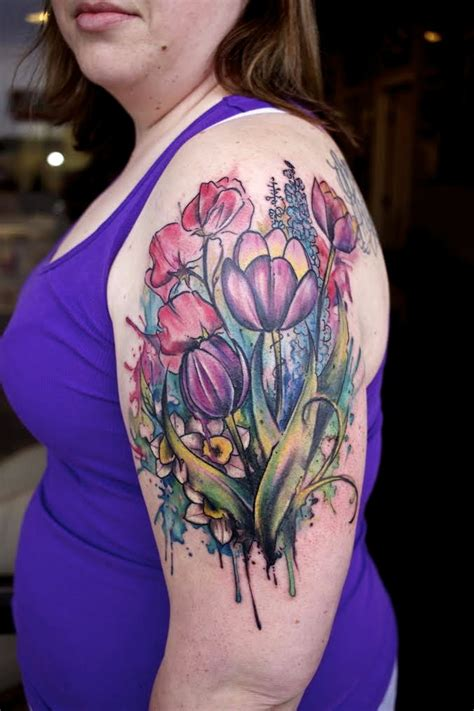 henna tattoos bismarck nd fyeahtattoos floral done by becka schoedel
