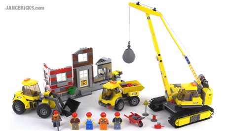 lego city demolition site review set 60076 jangbricks